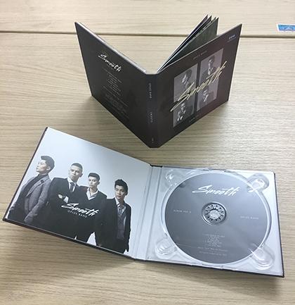 In vỏ đĩa CD - VCD - Hộp cứng